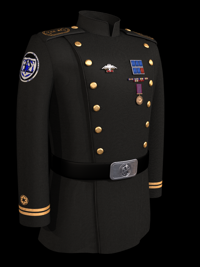 LCM Halk Knight's Uniform