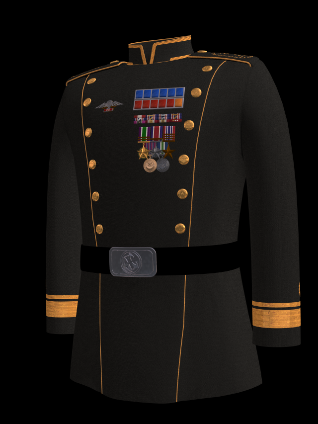 GN Jarek La'an's Uniform